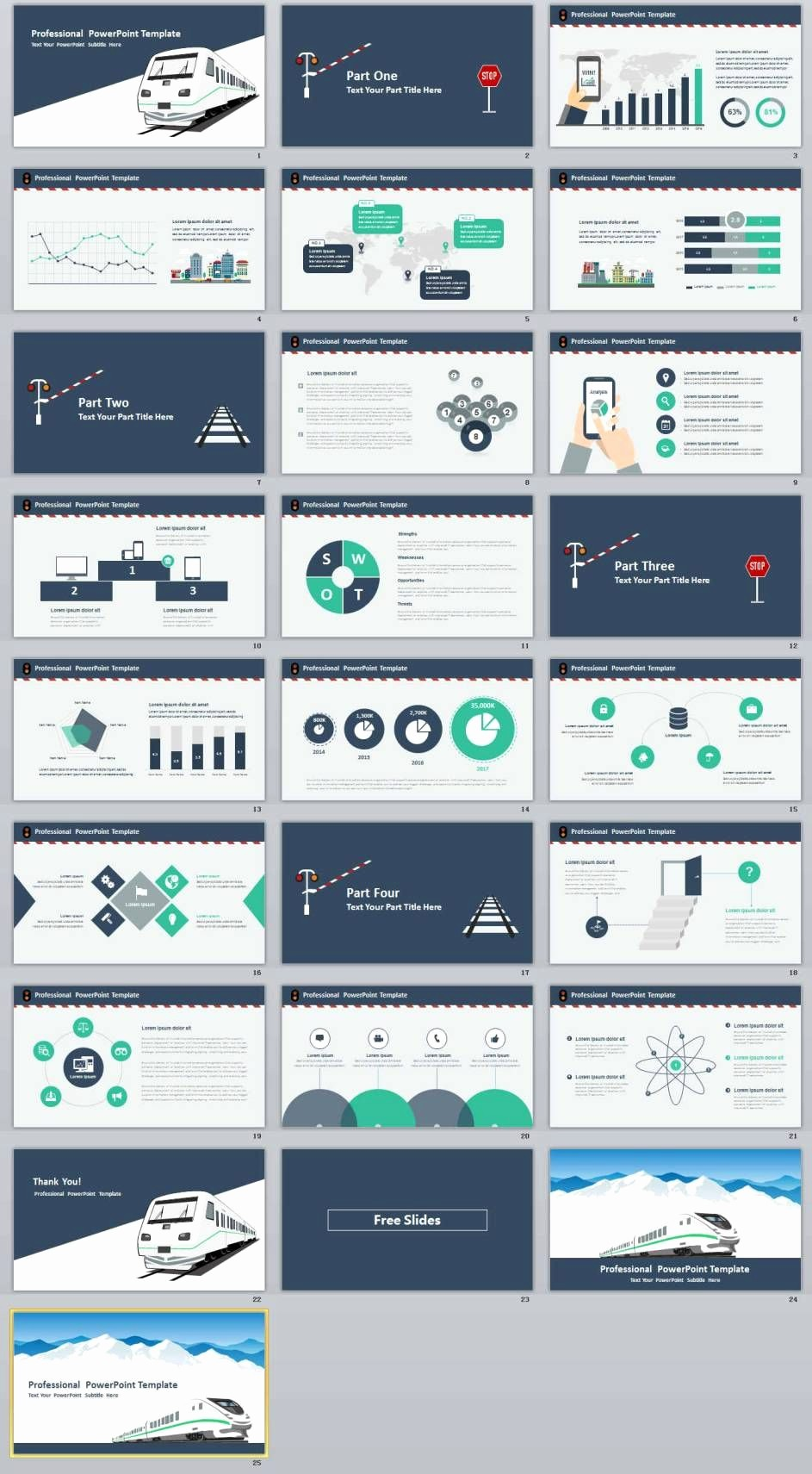 Powerpoint Slide Templates Free Download Awesome 22 Business Professional Powerpoint Templates