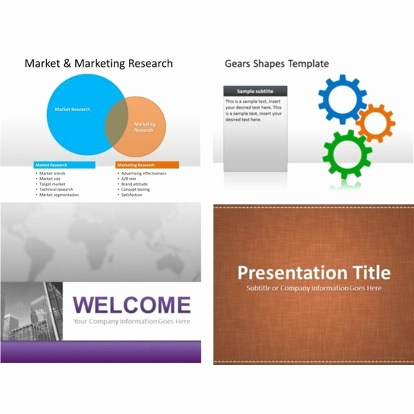 Powerpoint Slide Templates Free Download Elegant Powerpoint Presentation Template Download