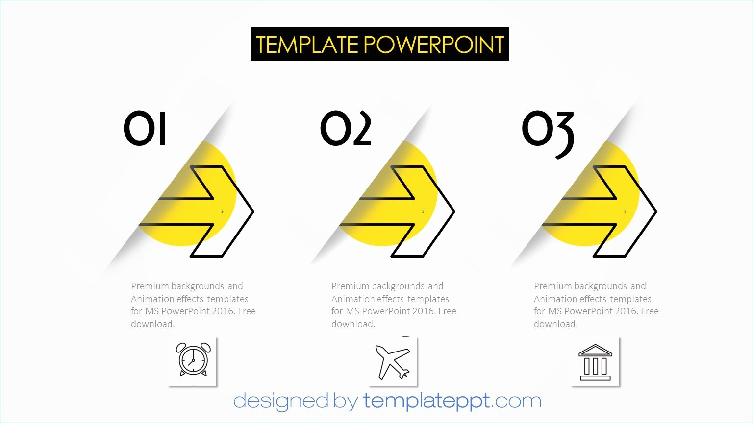 Powerpoint Slide Templates Free Download Unique Presenter Media Yourbackupemployee fortable Animated