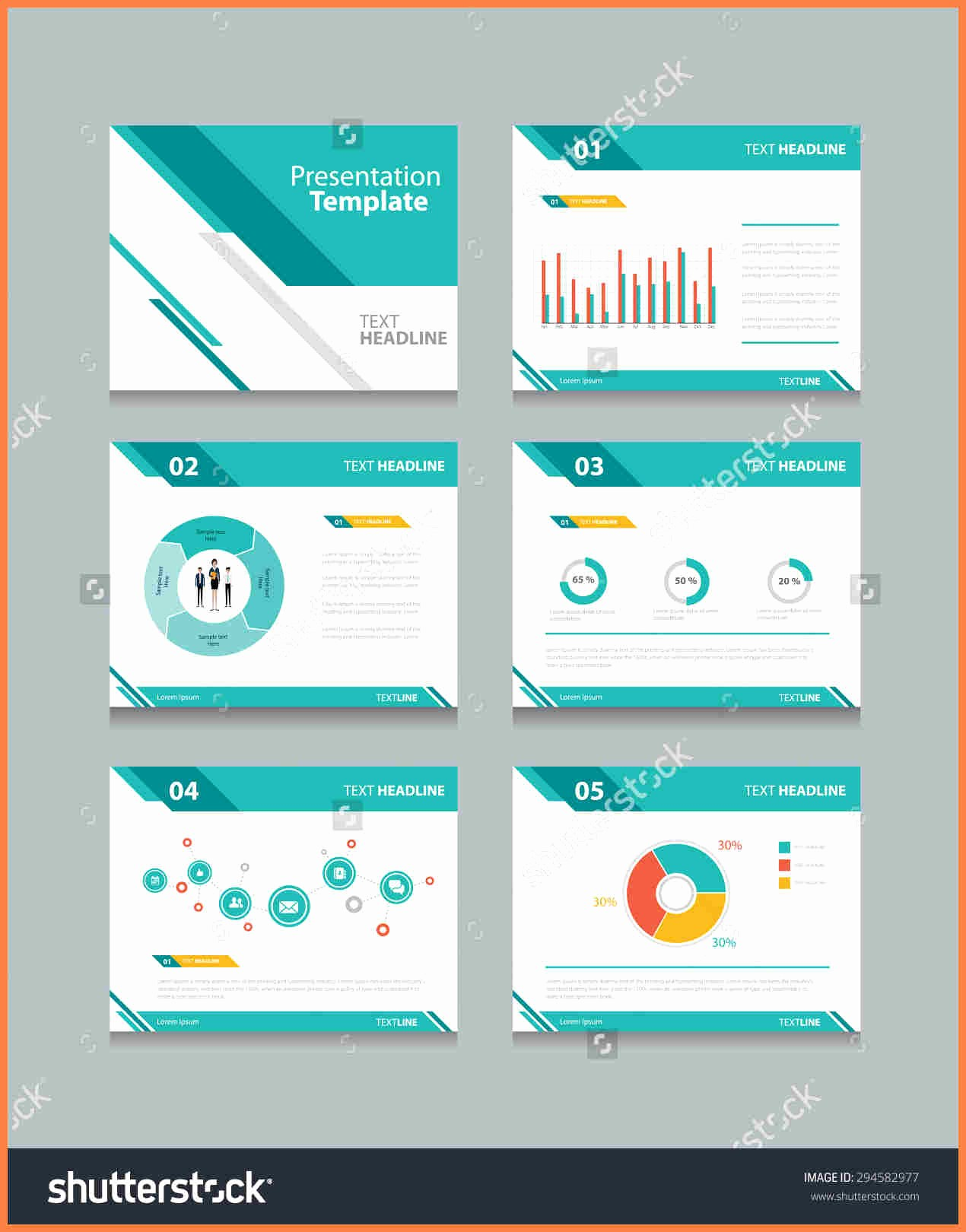 Ppt Template for Business Presentation Awesome 8 Pany Powerpoint Template