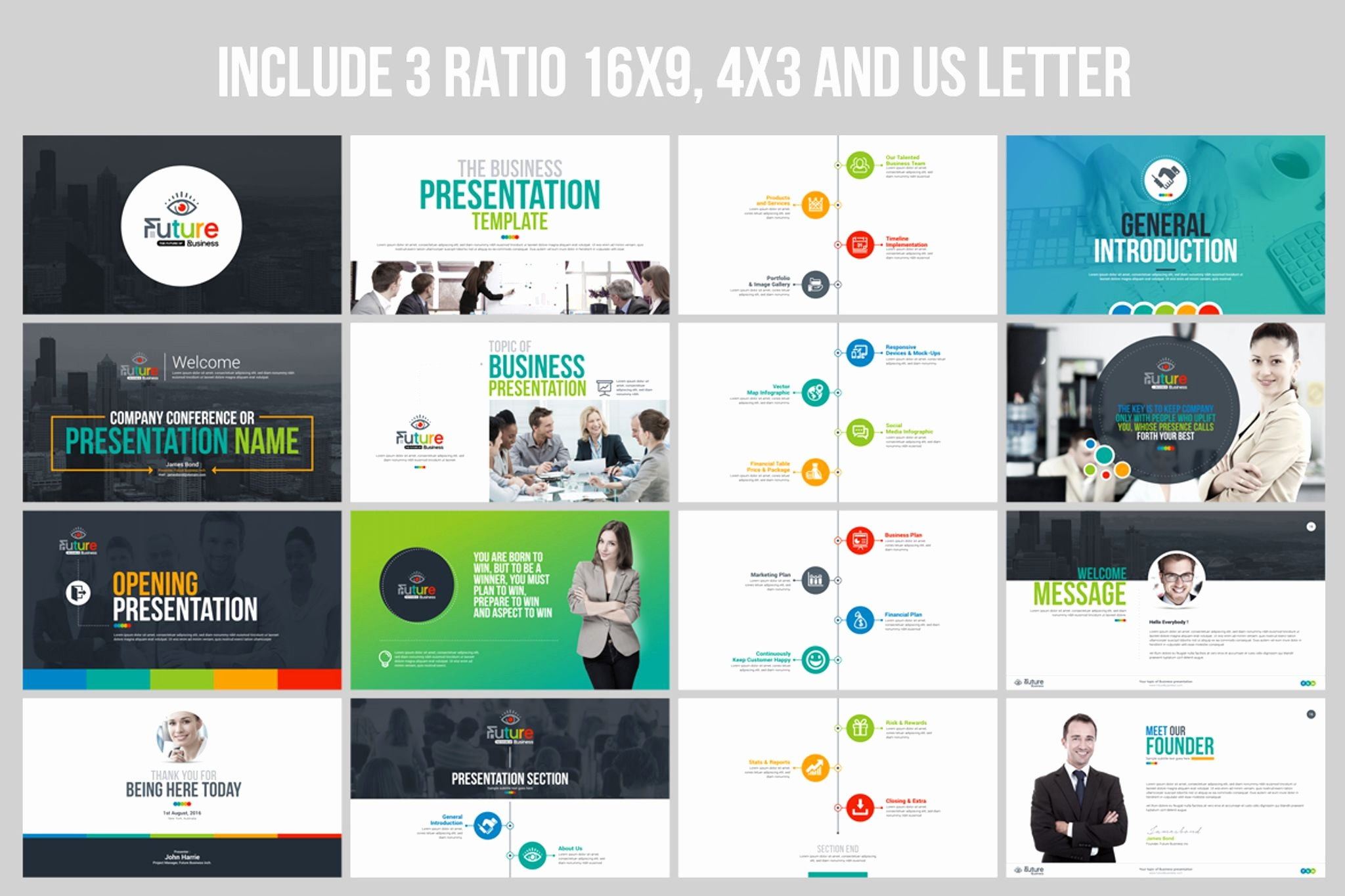 Ppt Template for Business Presentation Awesome Business Plan Presentation