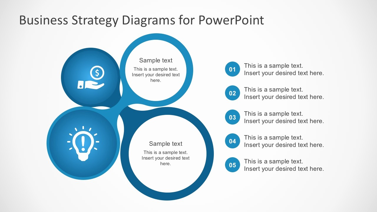 Ppt Template for Business Presentation Best Of Free Business Strategy Diagram Powerpoint Slidemodel
