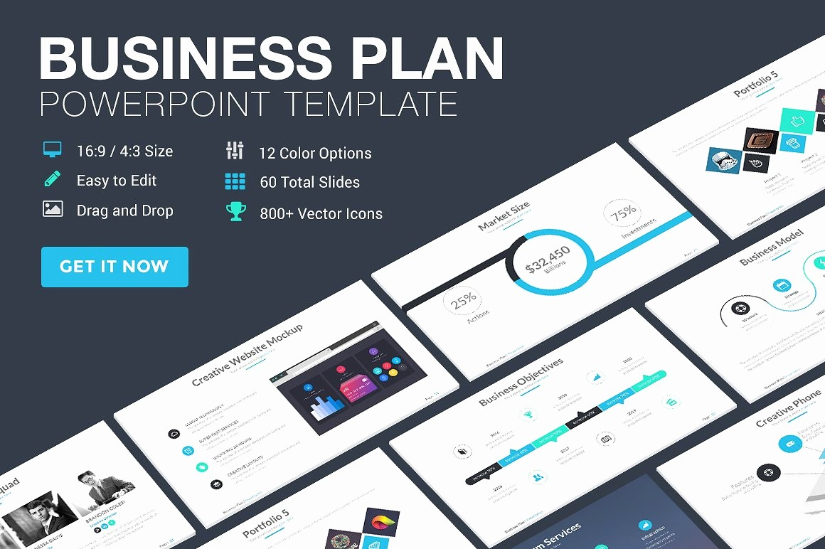 Ppt Template for Business Presentation Fresh Business Plan Powerpoint Template Presentation Templates