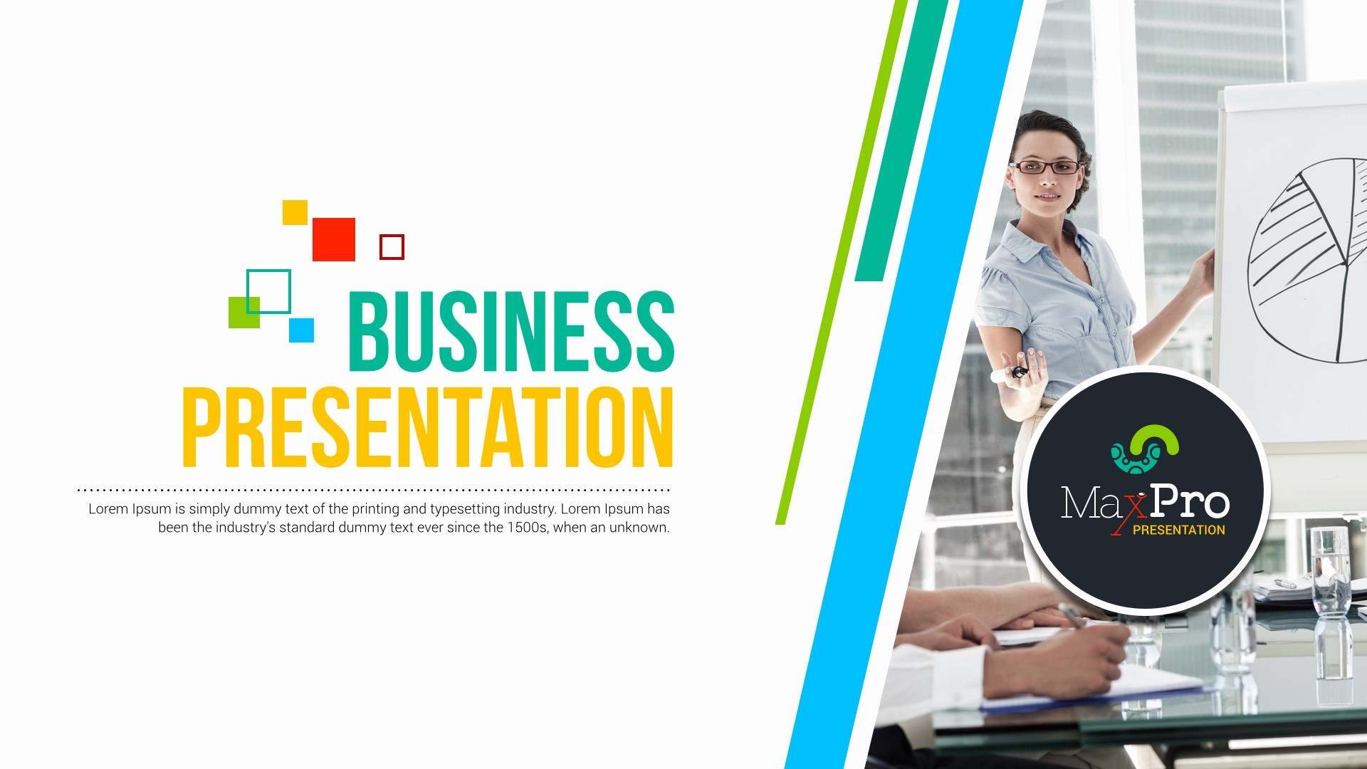 Ppt Template for Business Presentation Fresh Maxpro – Business Plan Powerpoint Presentation Dci