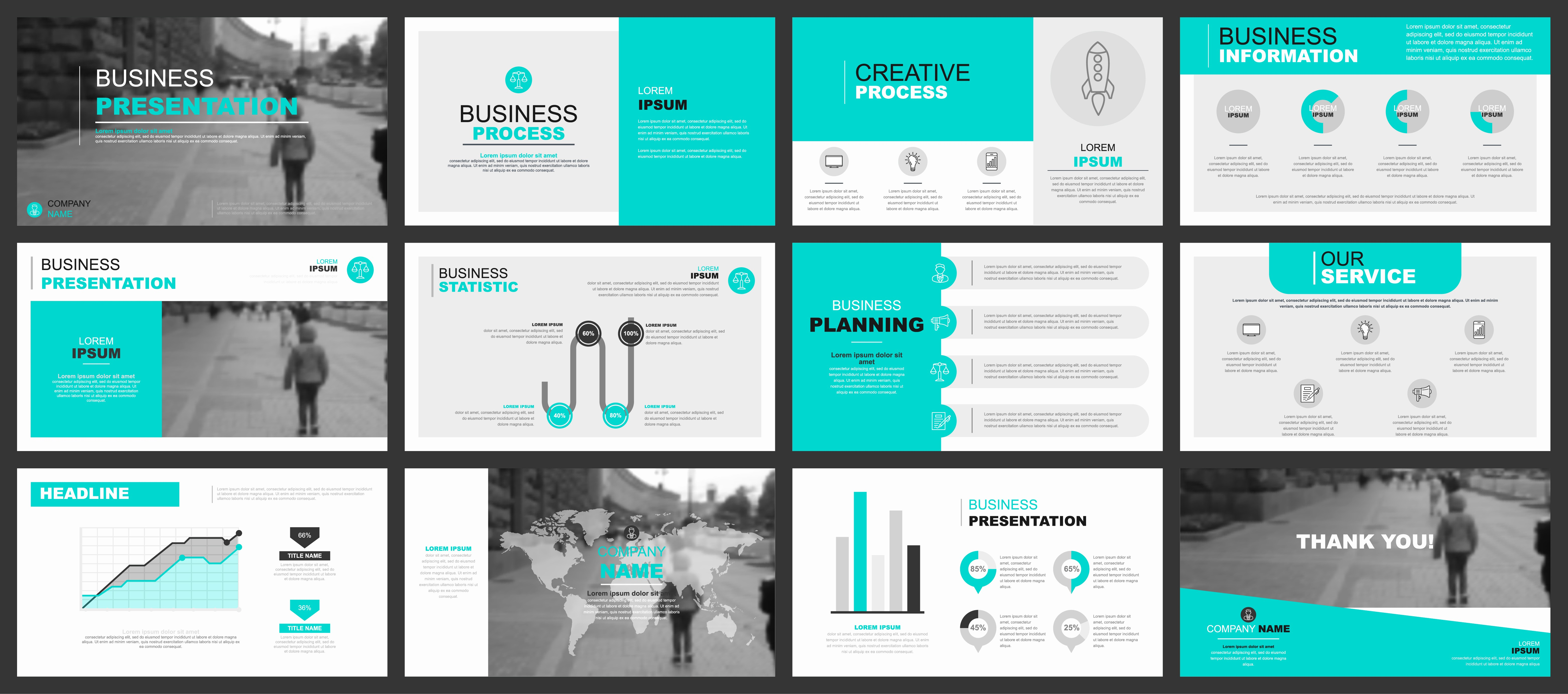 Ppt Template for Business Presentation Inspirational Business Powerpoint Presentation with Infographics