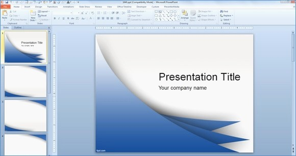 Ppt Template Free Download Microsoft New Download Microsoft Powerpoint Template – Harddancefo