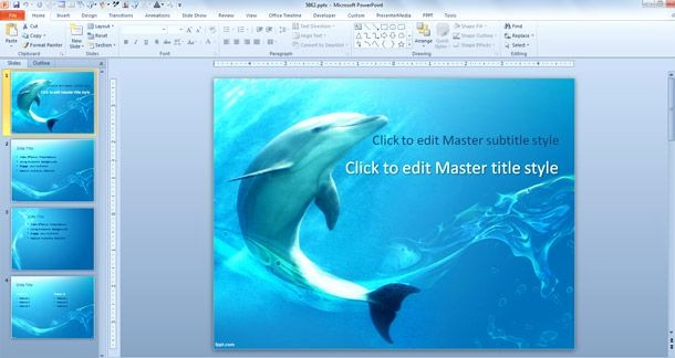 Ppt Template Free Download Microsoft New Free Powerpoint 2007 Templates