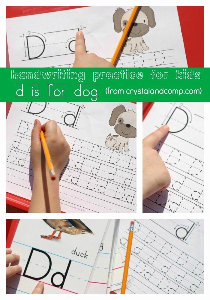 Practice Writing Paper for Kindergarten Beautiful Best 20 Handwriting Practice for Kids Ideas On Pinterest