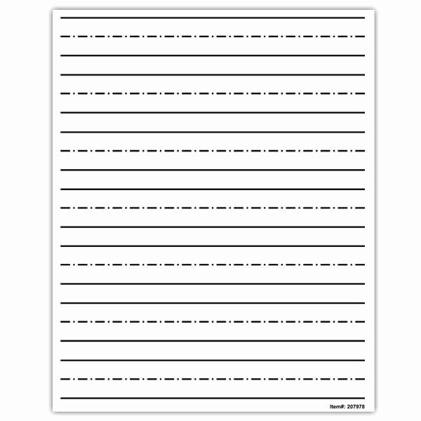 Practice Writing Paper for Kindergarten Best Of Writing Paper Kindergarten Printable Best Photos Of