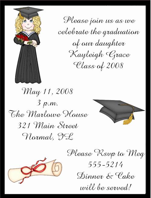 Pre K Graduation Invitations Templates Best Of Preschool Graduation Invitation Wording Yourweek