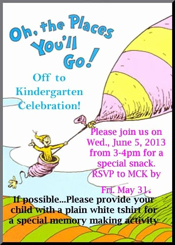 Pre K Graduation Invitations Templates Elegant Barefoot In Paradise Preschool Graduation Party Oh the