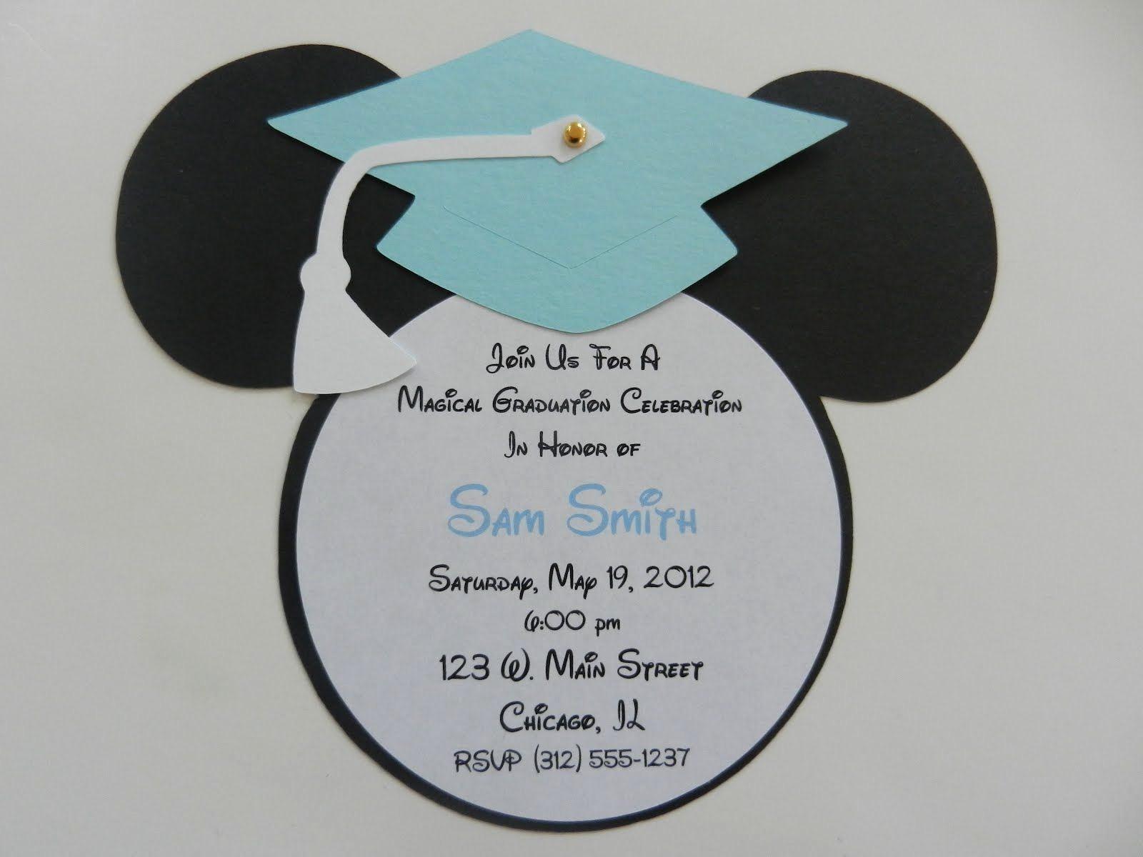 Pre K Graduation Invitations Templates Elegant Unique Graduation Party Ideas