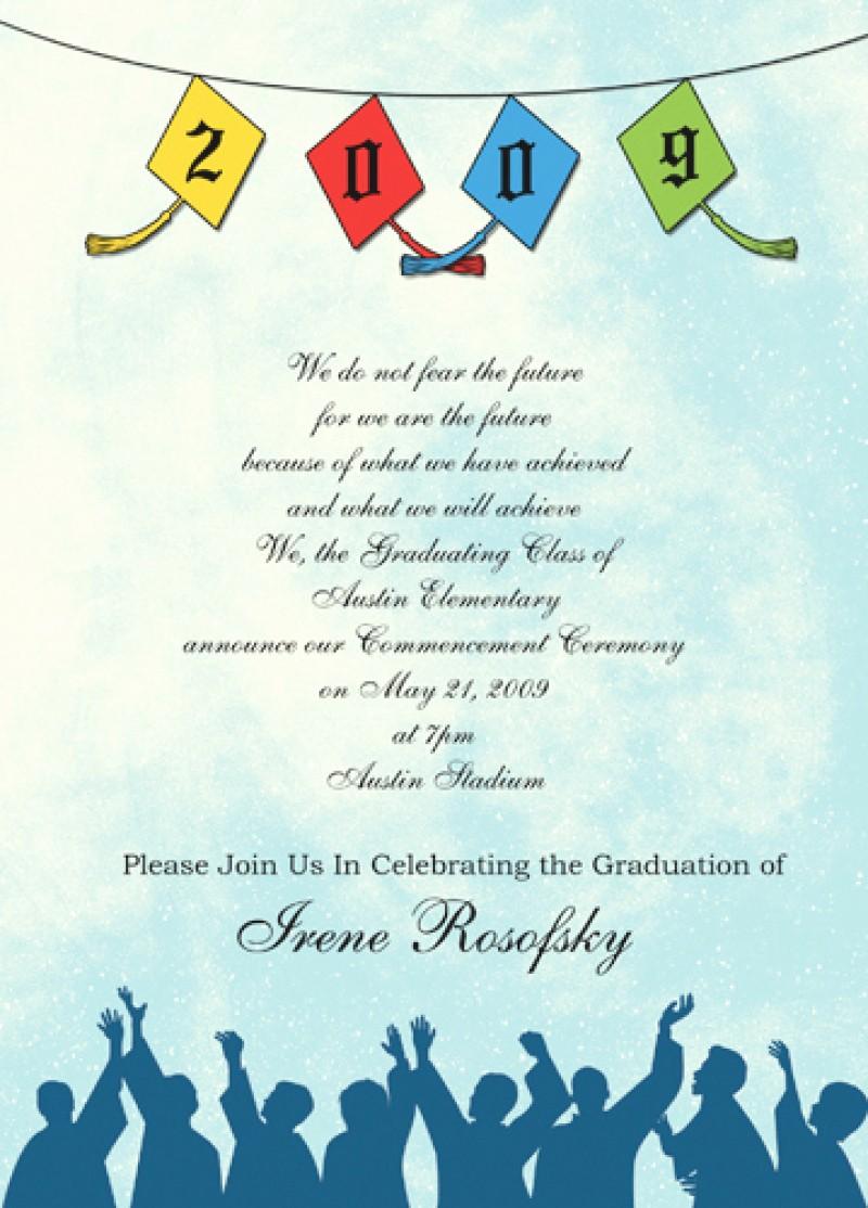 Pre K Graduation Invitations Templates New Powerpoint Invitation Template Free Graduation
