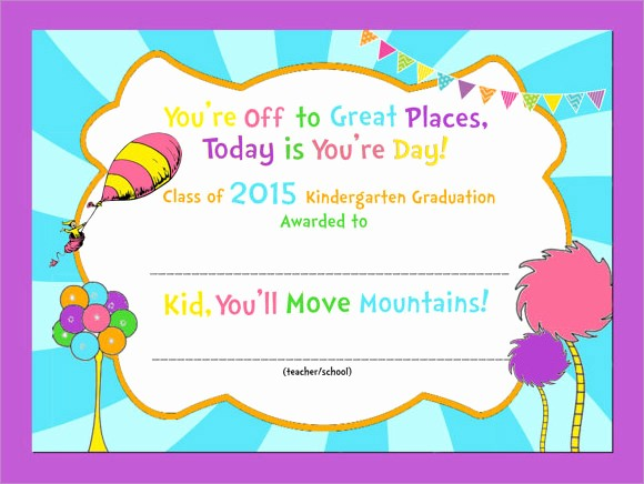 Preschool Diplomas Templates Printable Free Beautiful 10 Graduation Certificate Templates – Samples Examples