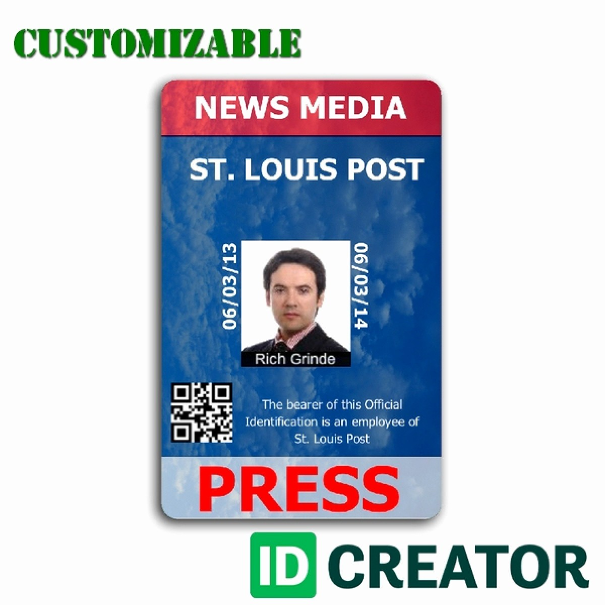 Press Pass Template Microsoft Word Fresh Press Pass Template
