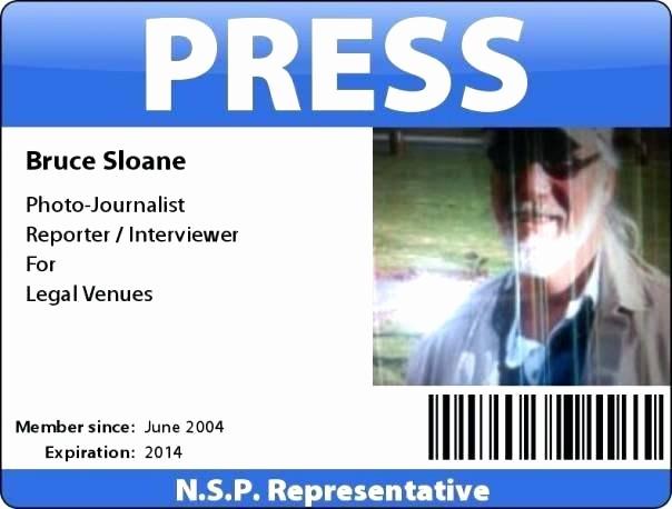 Press Pass Template Microsoft Word New Press Pass Template Free Best Reporter Id Card Templates