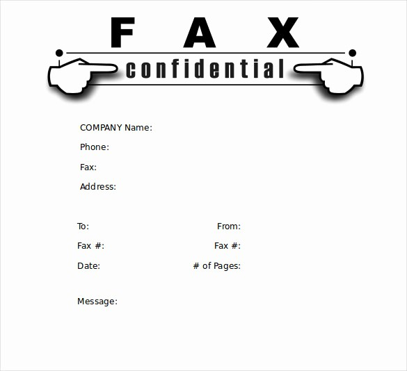 Print A Fax Cover Sheet Luxury 9 Printable Fax Cover Sheets Free Word Pdf Documents