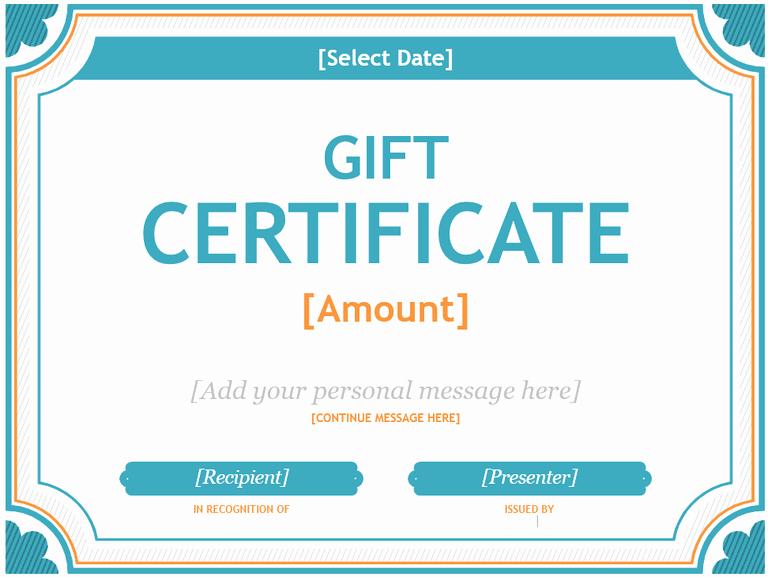 Print Gift Certificates Free Templates Fresh 20 Printable Gift Certificates