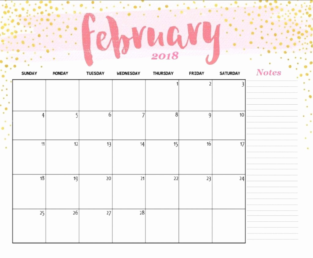 Printable 2018 and 2019 Calendar Awesome Cute Printable Calendar 2019 November 2018 Calendar Cute