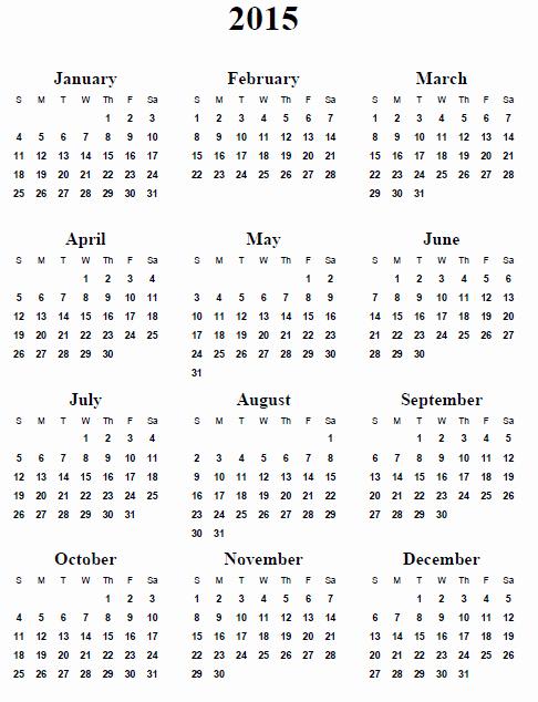 Printable 3 Month Calendar 2015 Best Of Free Printable Calendar 2018