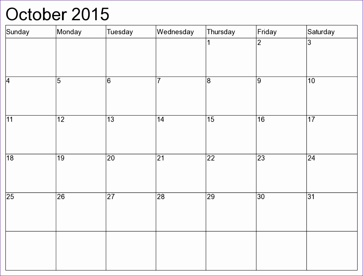 Printable 3 Month Calendar 2015 Fresh 6 Excel Monthly Calendar Template 2014 Exceltemplates