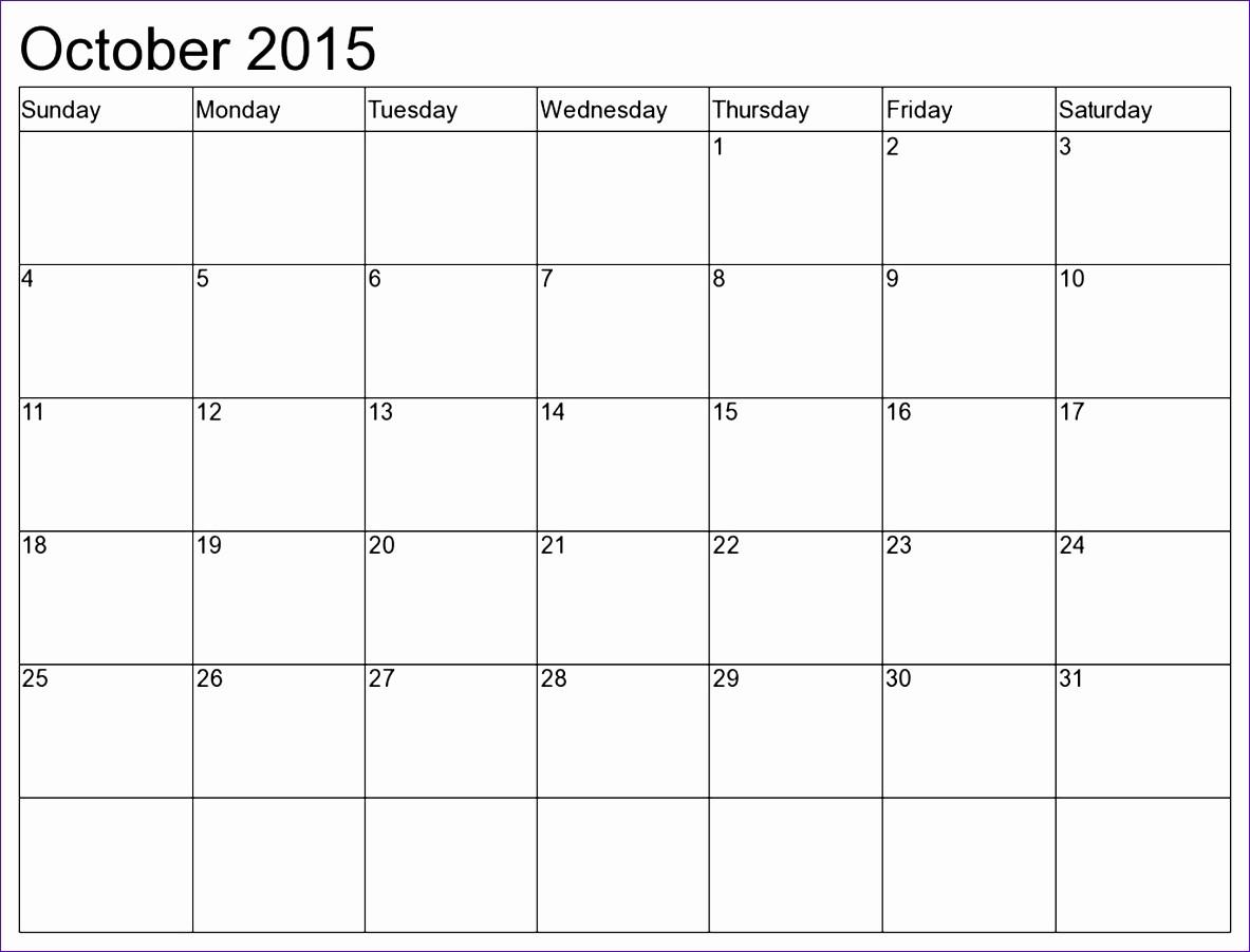 Printable 3 Month Calendar 2015 Fresh 6 Excel Monthly Calendar Template 2014 Exceltemplates