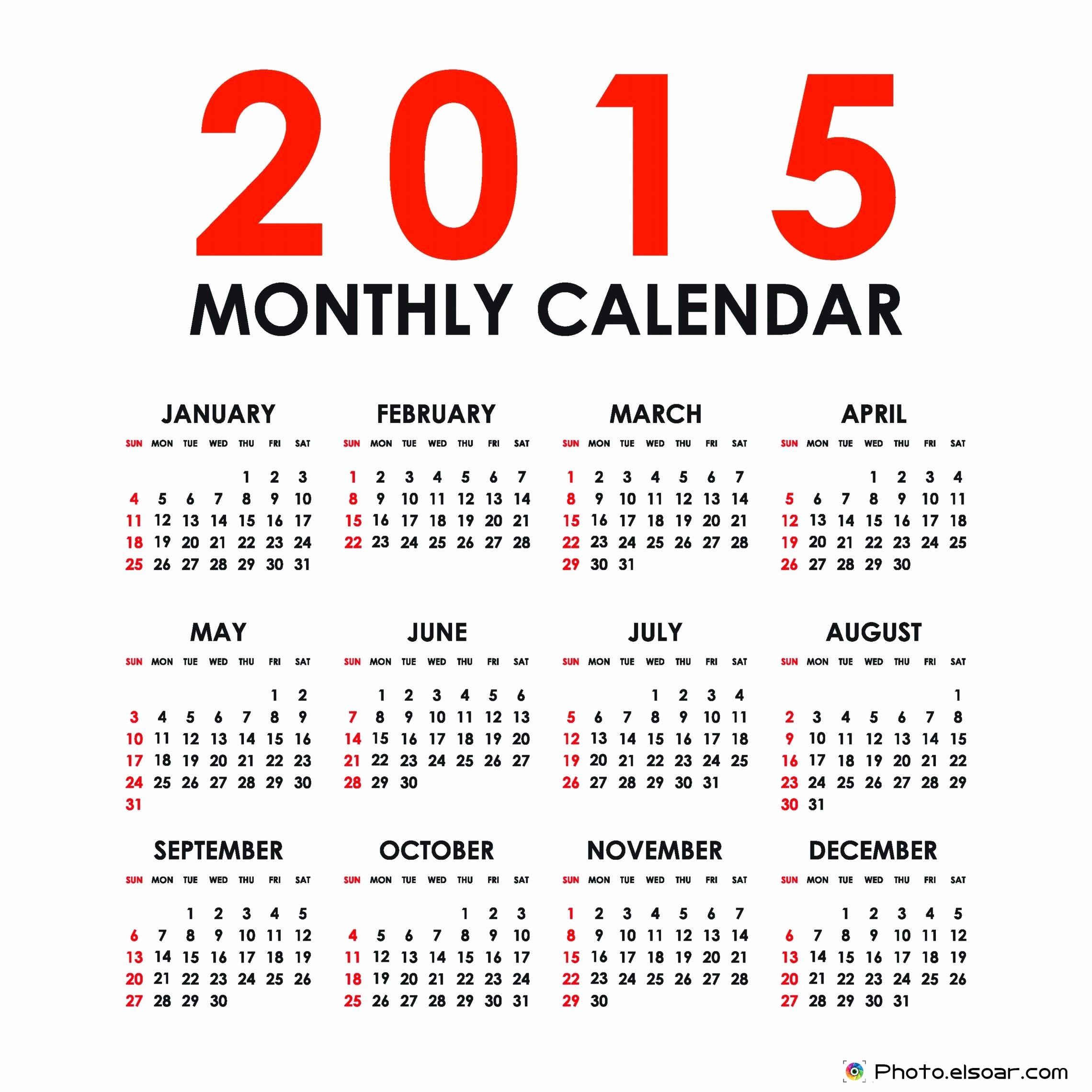 Printable 3 Month Calendar 2015 Inspirational Ipad 2015 Calendar for Wallpaper Large