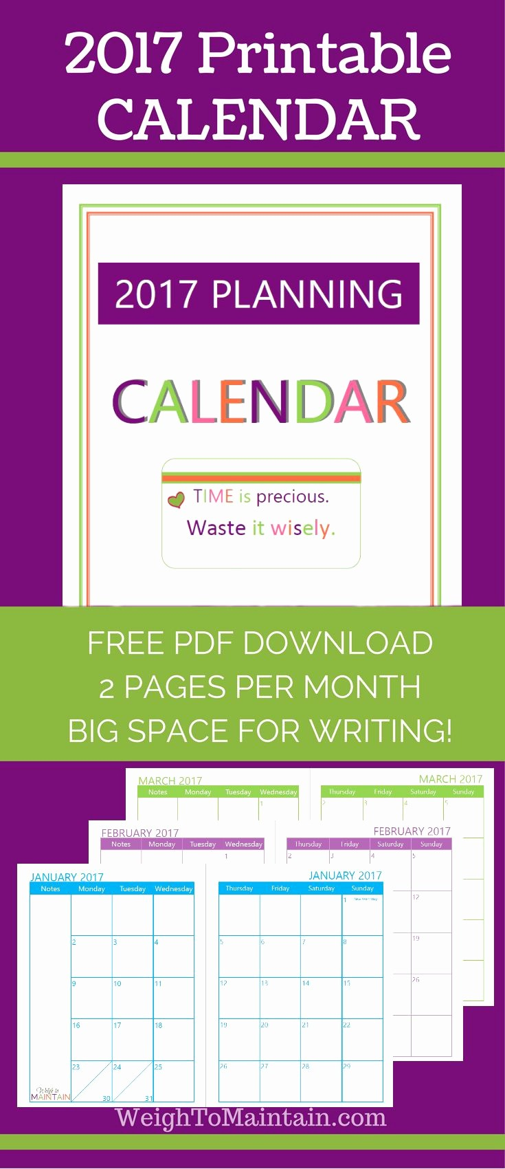 Printable 3 Month Calendar 2017 New 17 Best Ideas About Printable Calendars On Pinterest