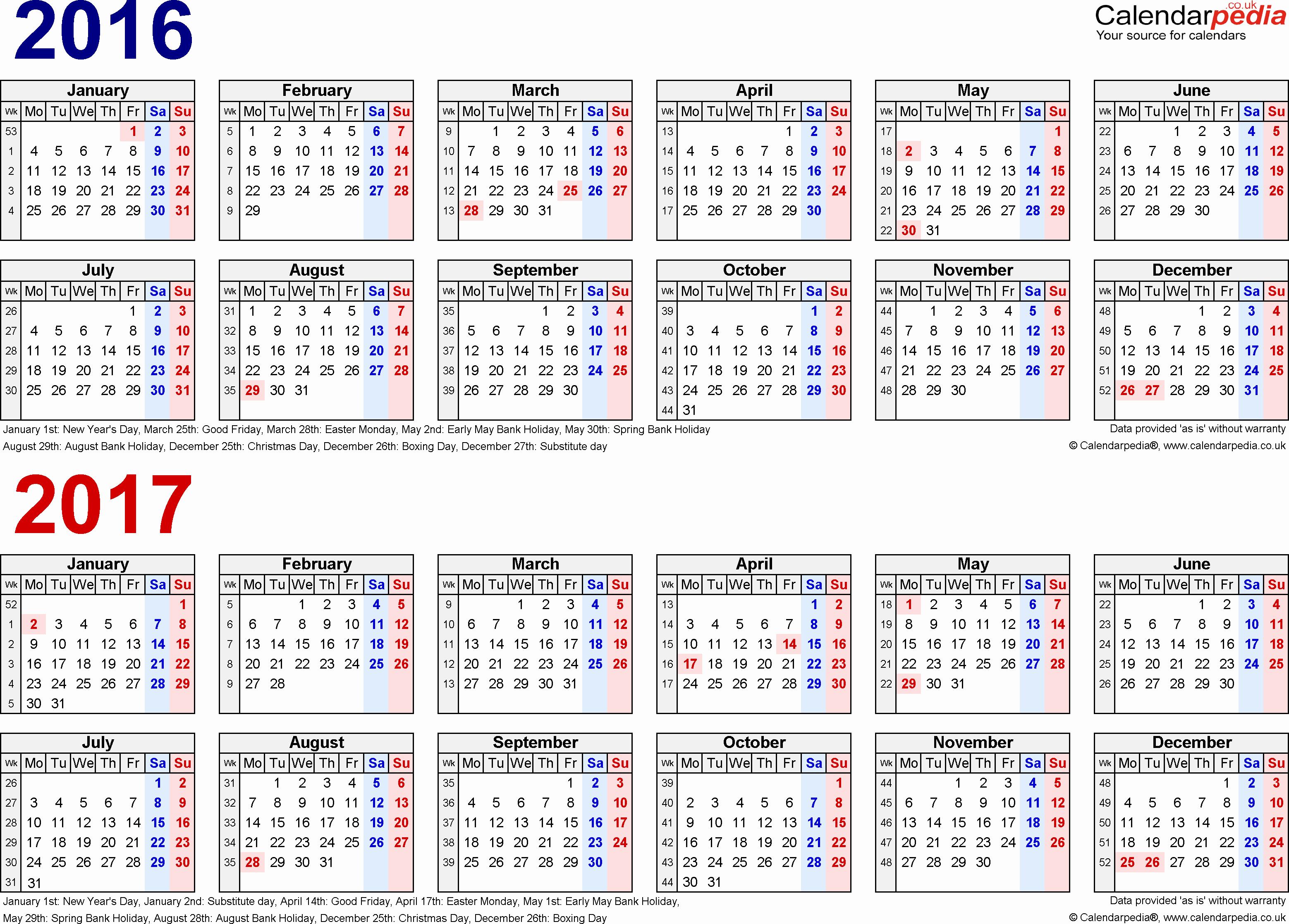Printable 4 Month Calendar 2017 Elegant Free Printable 4 Month Calendar June 2016