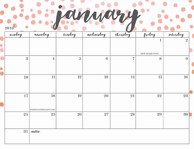 Printable 4 Month Calendar 2017 Luxury Free Printable 2016 Calendars Oh so Lovely Blog