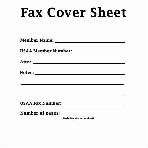 Printable Blank Fax Cover Sheet Fresh Blank Fax Cover Sheet Dc Design