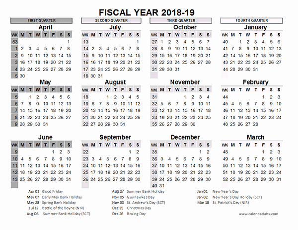 Printable Calendar 2018 and 2019 New 2019 Calendar Uk – Month Printable Calendar