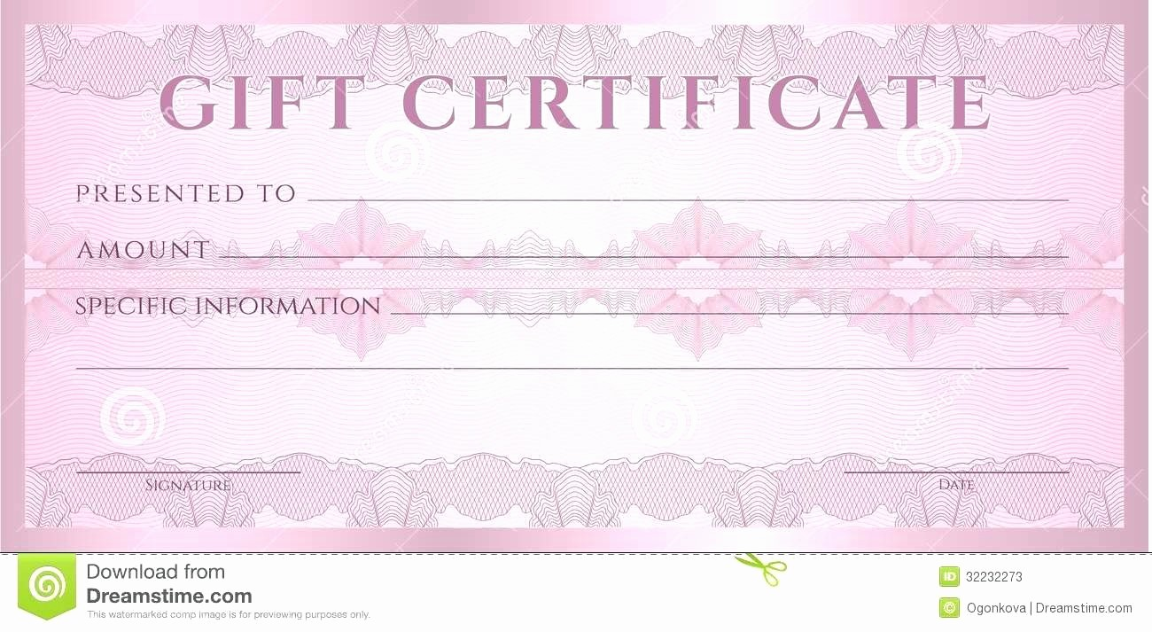 Printable Gift Coupon Templates Free Elegant Template Printable Coupon Template for A Gift