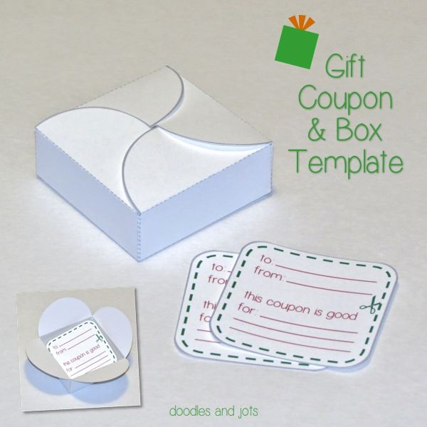 Printable Gift Coupon Templates Free Inspirational 17 Best Ideas About Gift Coupons On Pinterest