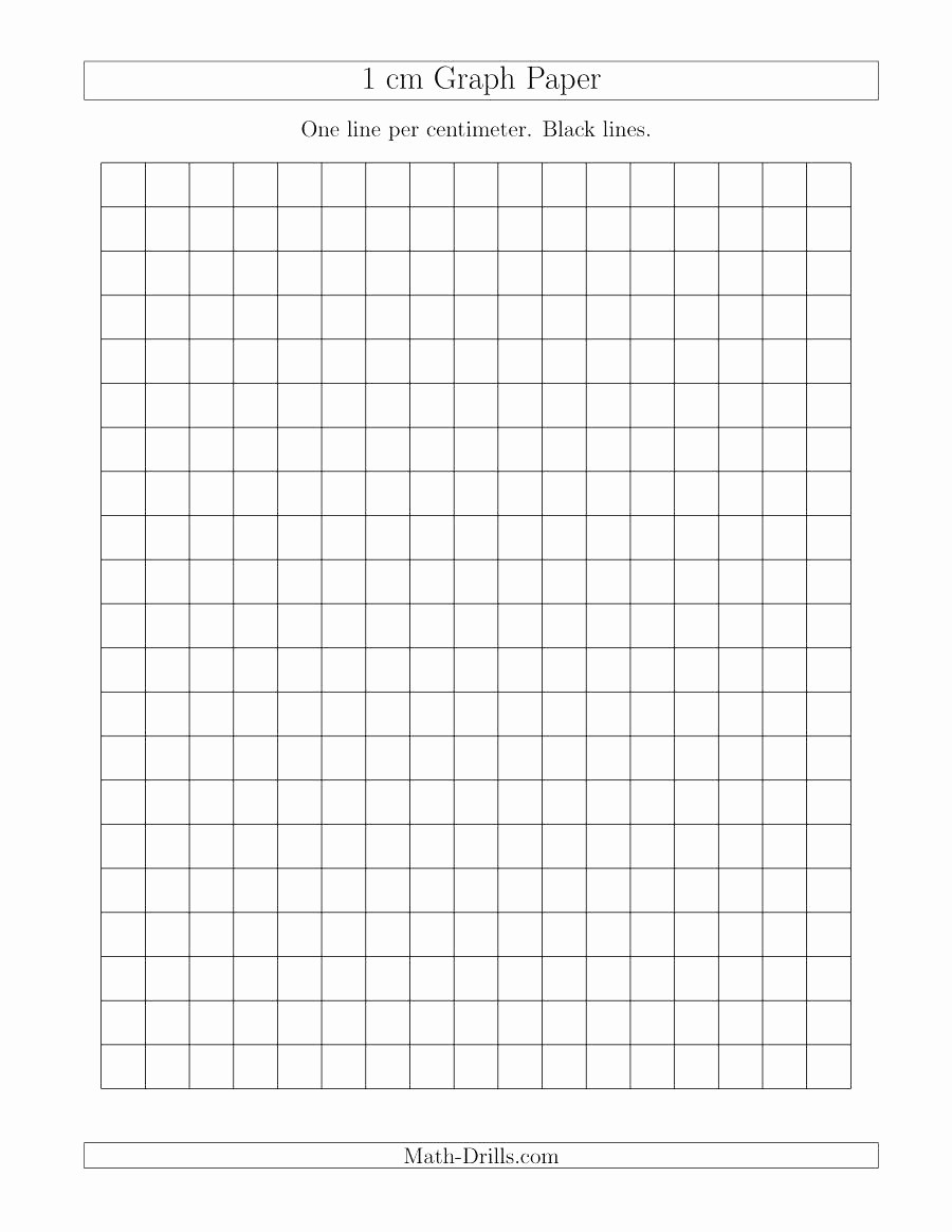 Printable Graph Paper Black Lines Awesome Printable Full Page Grid Paper Printable Best S X
