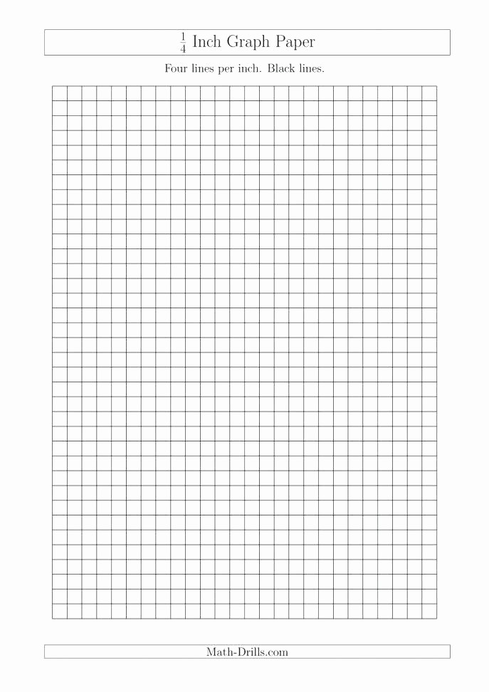 Printable Graph Paper Black Lines Best Of E Inch Grid Paper Inch Graph Paper Fine Half Grid E