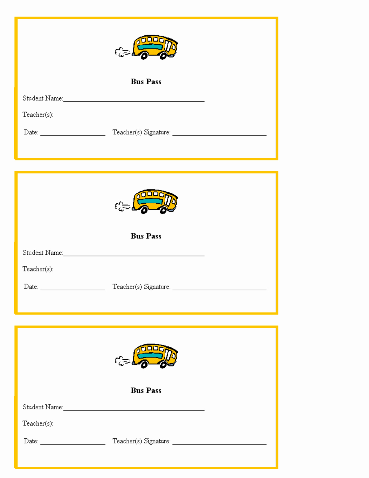 Printable Hall Passes for Students Inspirational Hall Pass Template for Teachers