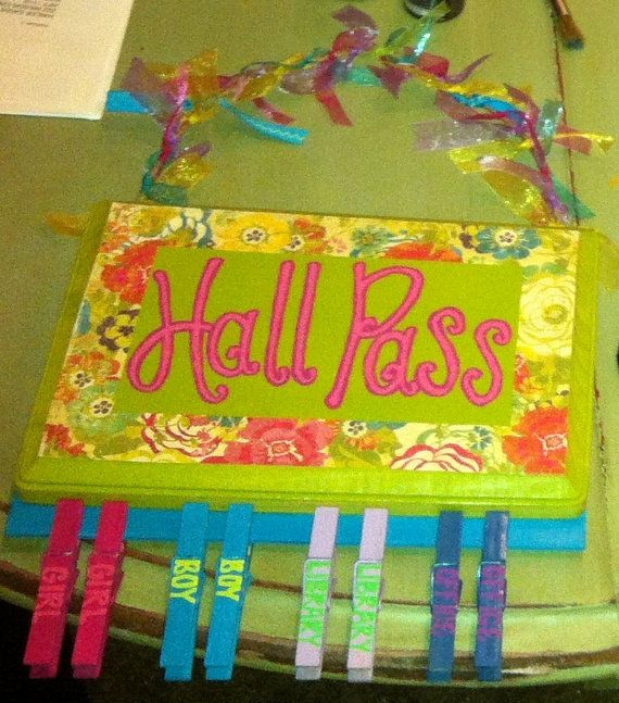 Printable Hall Passes for Students New Best 25 Hall Pass Ideas On Pinterest