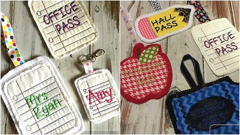 Printable Hall Passes for Students New Hall Pass Ideas You Ll Want to Steal for Your Classroom