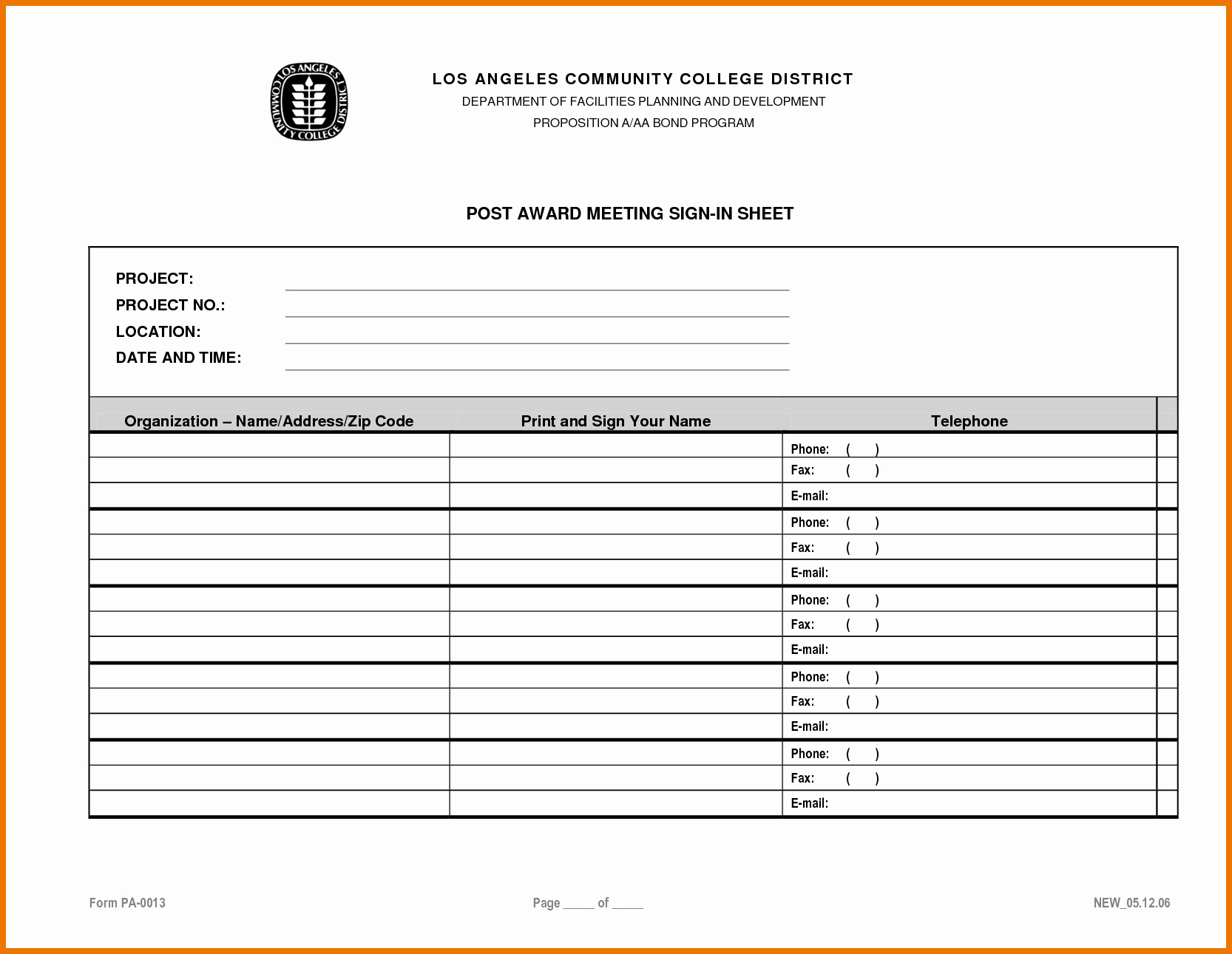 Printable Meeting Sign In Sheet Elegant attendance Sign In Sheet Example Mughals