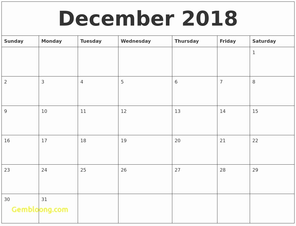 Printable Monday Through Friday Calendar Beautiful June 2018 Printable Monthly Calendar Template Monday