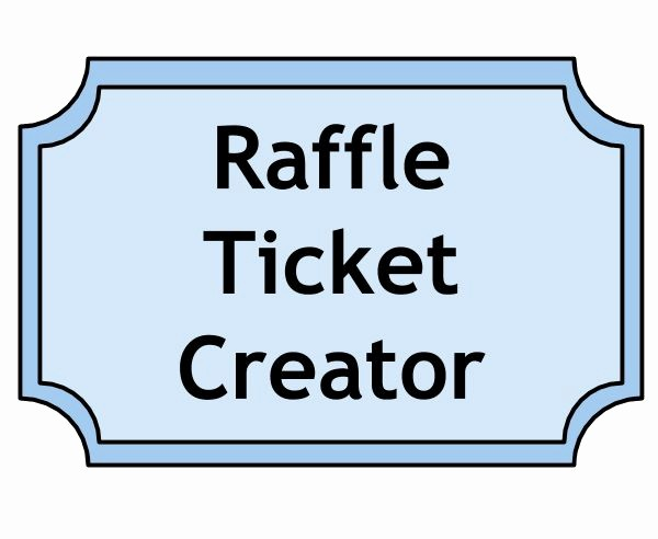 Printable Raffle Tickets Blank Kids Best Of Buy A Raffle Ticket and Support Nyles Johnson S Graduation