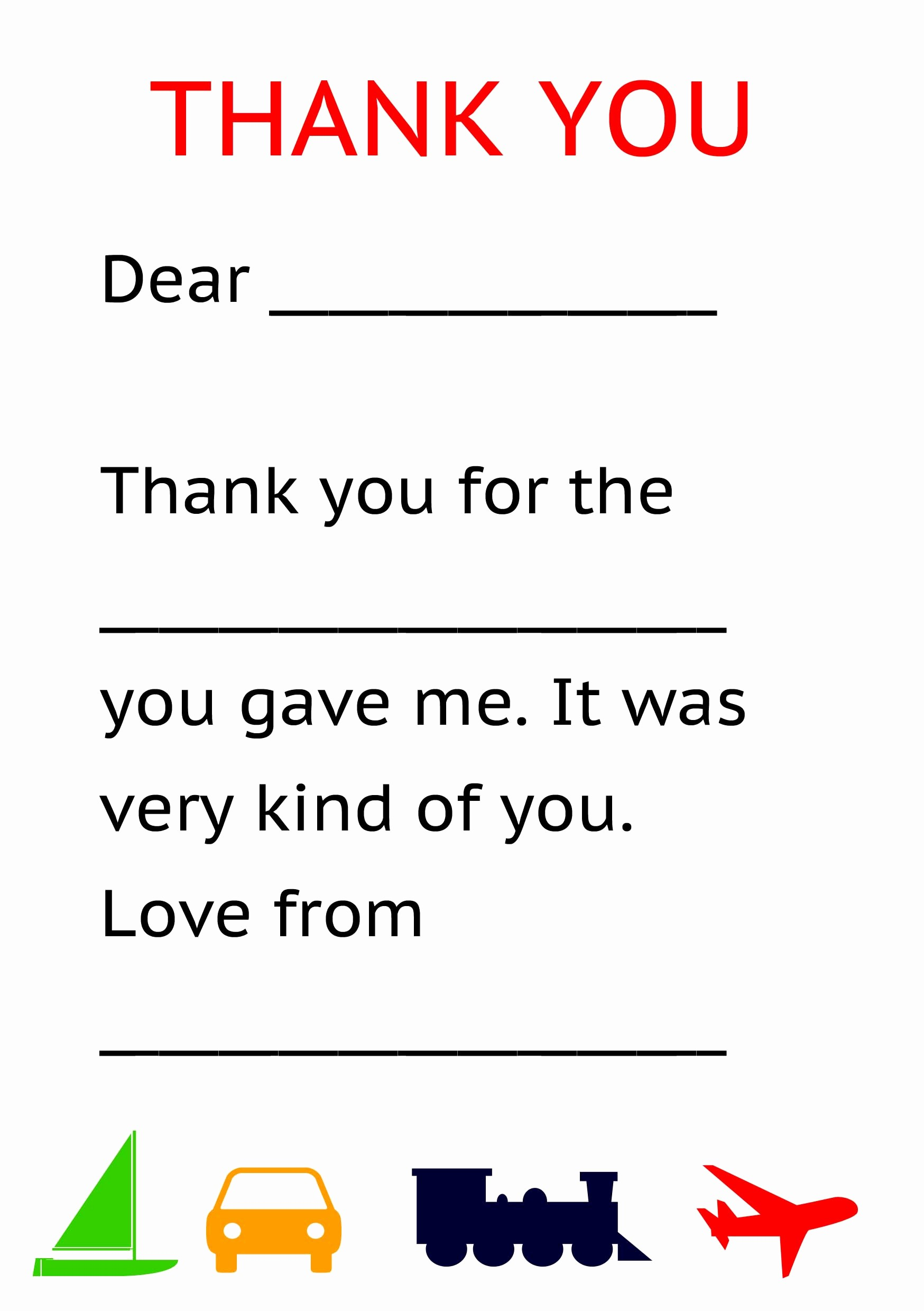 Printable Thank You Note Template Unique Inspirational Printable Thank You Cards for Teachers