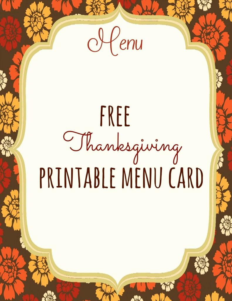 post free thanksgiving printable card templates