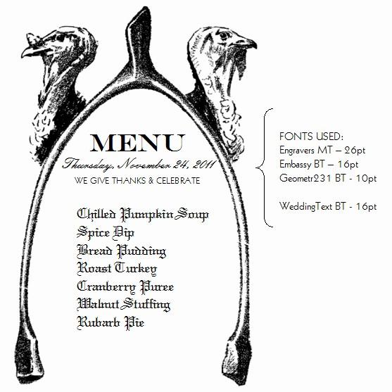 Printable Thanksgiving Menu Template Free Beautiful Printable Thanksgiving Menu Card & Vintage Clipart