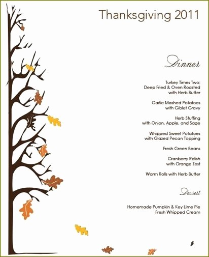 Printable Thanksgiving Menu Template Free Luxury Free Printable Thanksgiving Dinner Flyers – Happy Easter
