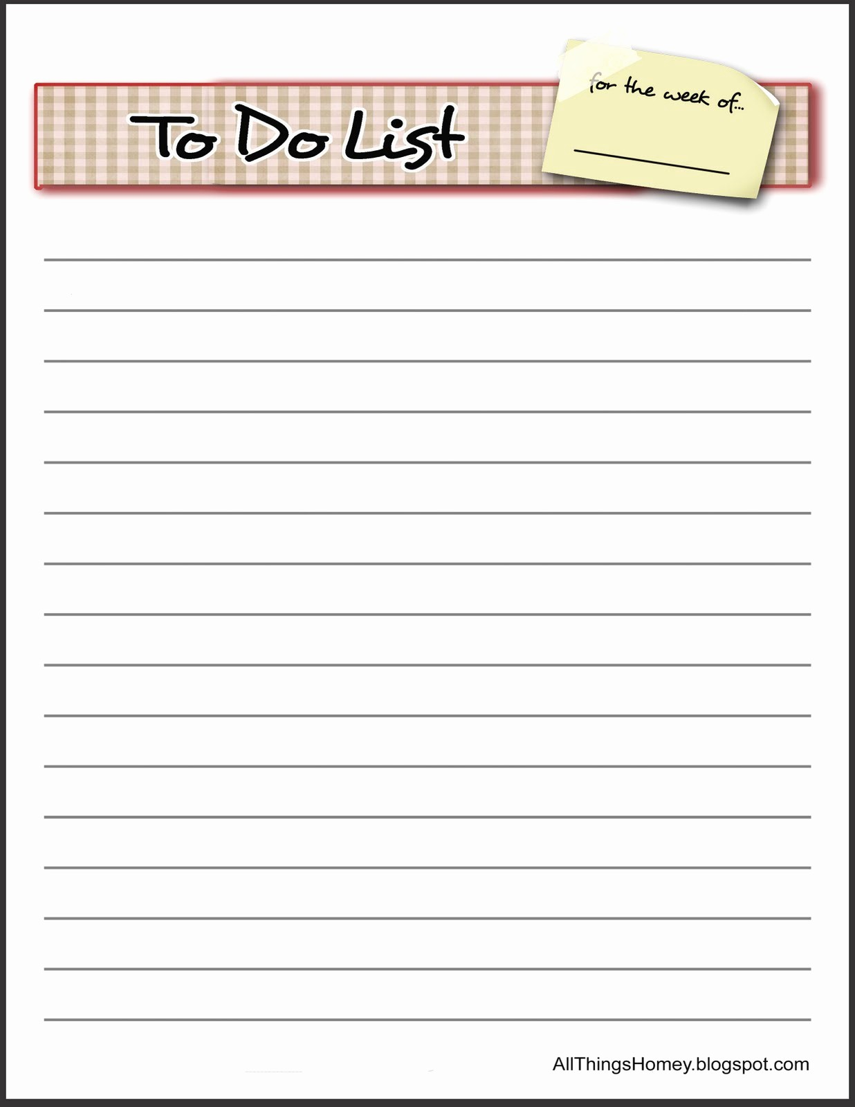 Printable Things to Do Lists New 6 Best Of Things to Do List Printable Things to