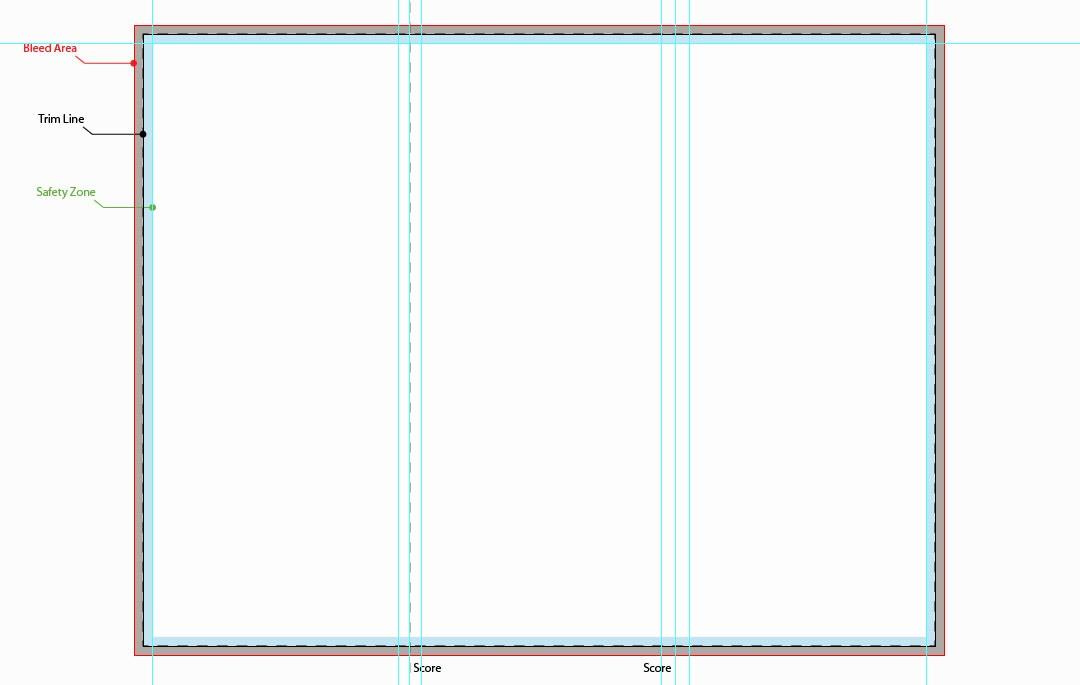 Printable Tri Fold Brochure Template Awesome Free Corporate Tri Fold Brochure Template Designbump