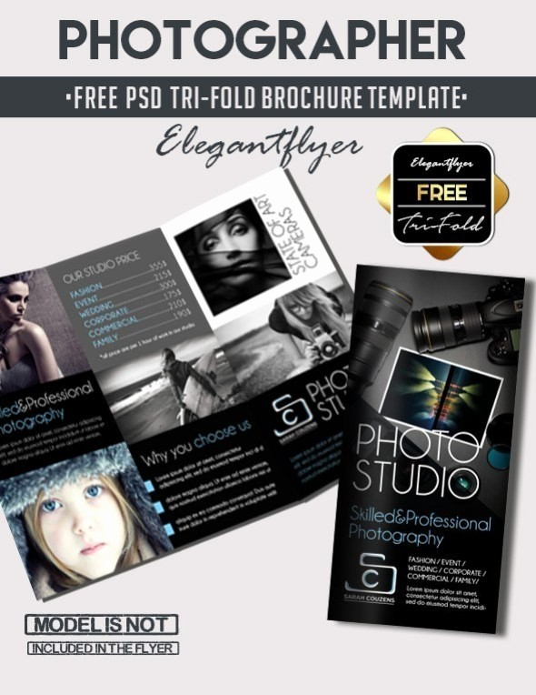 Printable Tri Fold Brochure Template Best Of 65 Print Ready Brochure Templates Free Psd Indesign & Ai