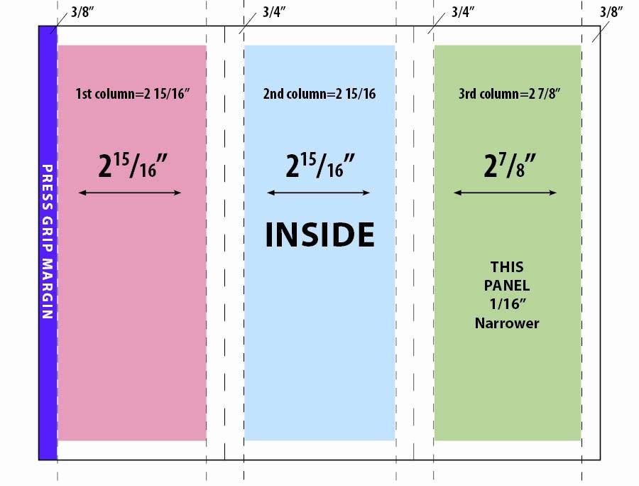 Printable Tri Fold Brochure Template Fresh Free Printable Brochure Template Csoforumfo